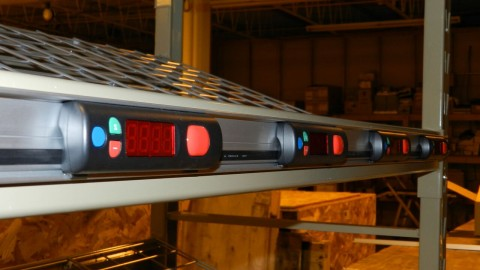 Open Channel Pick-to-Light Module For Easy Installation, Reconfiguration Showcased at ProMat 2015.
