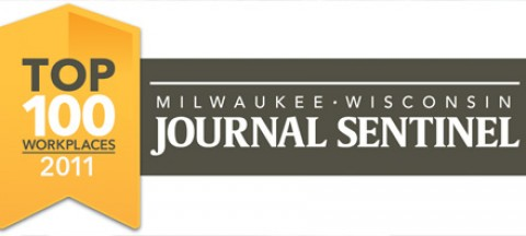 Lightning Pick selected Top 100 Workplaces in Southeastern Wisconsin.