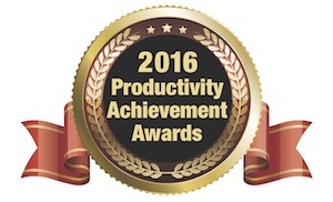 Lightning Pick Recipient of Modern Materials Handling's Productivity Achievement Award from eBay Enterprise facility project.