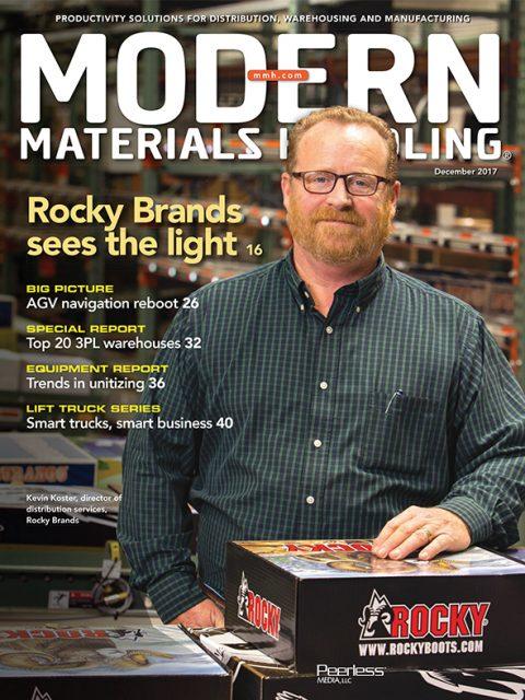 Lightning Pick in MMH Cover Story: Rocky Brands Sees the Light