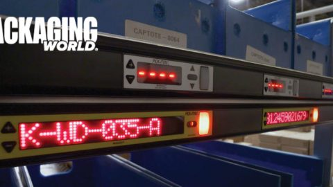 Packaging World Features Lightning Pick's Fulfillment Solution for 3PL Capacity LLC